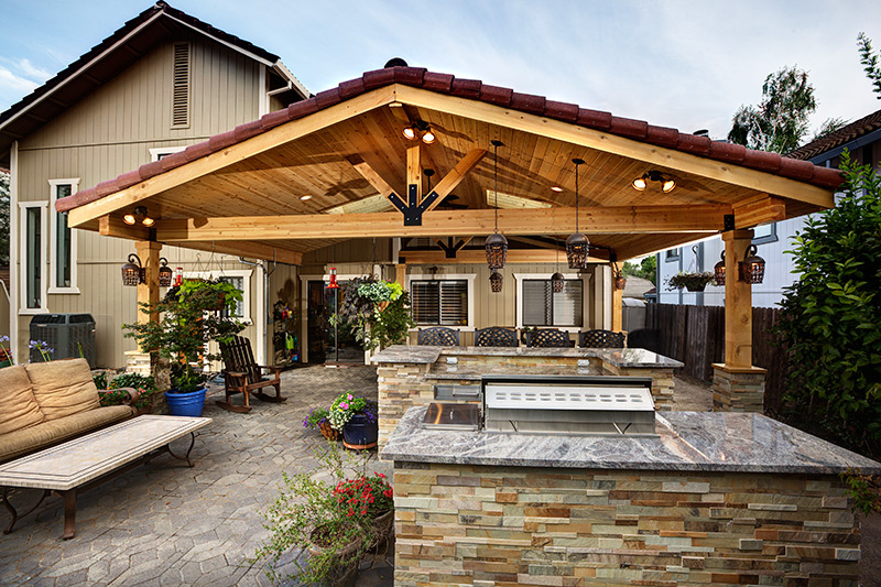 Outdoor Living - JNT Building & Remodeling on Outdoor Living Buildings id=36237
